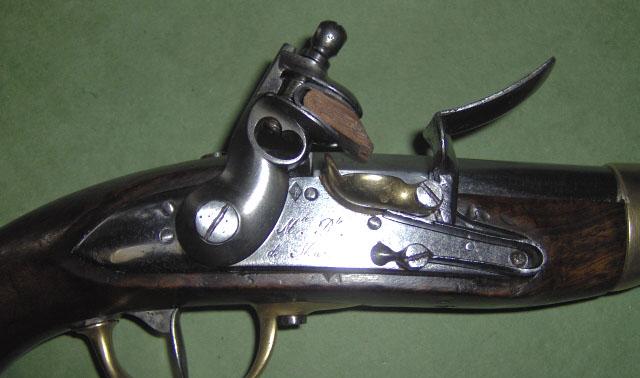 Pistolet 1816 s cavalerie - Pistolet a clou ...