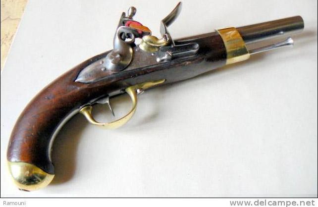 Pistolet an xiii - Pistolet a clou ...